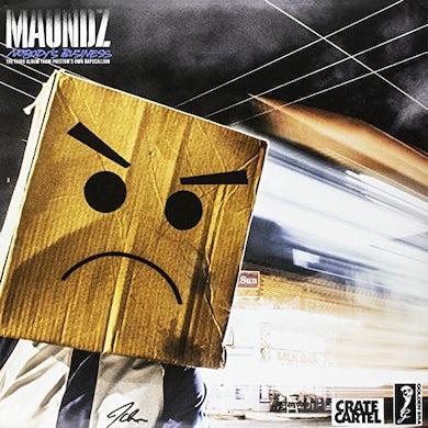 MAUNDZ NOBODY'S BUSINESS Vinyl Record