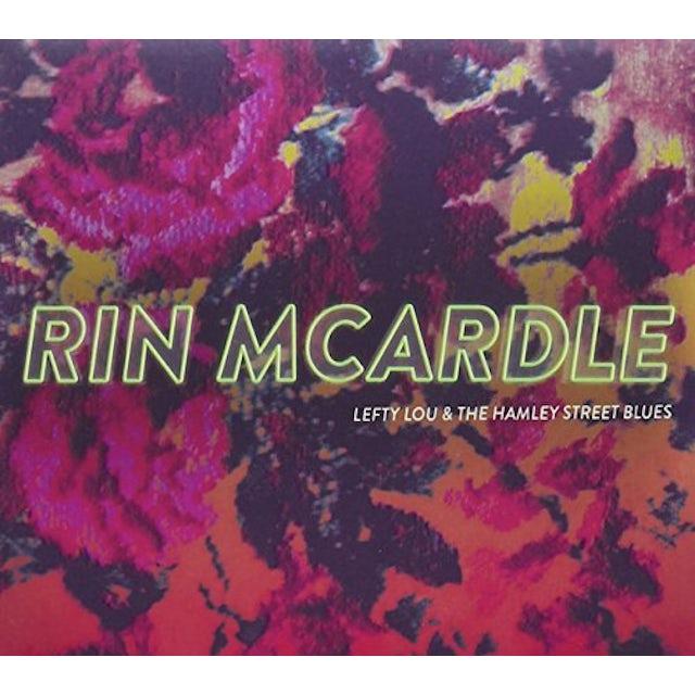 Rin McArdle LEFTY LOU & THE HAMLEY STREET BLUES CD