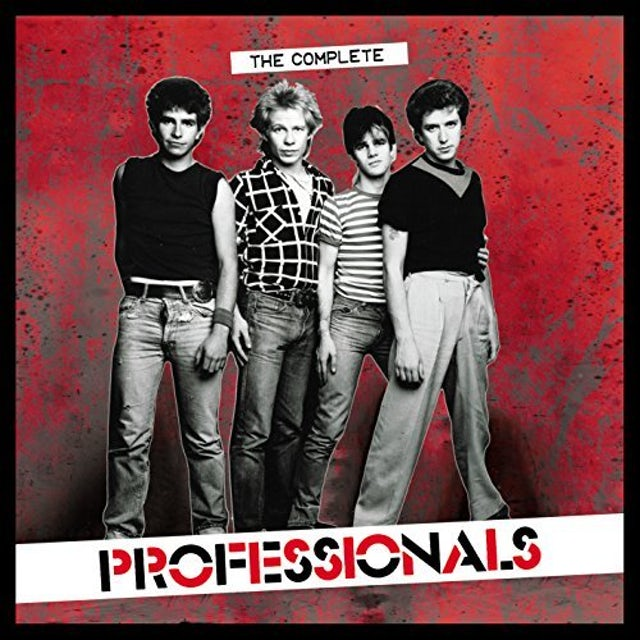 COMPLETE PROFESSIONALS CD