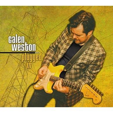 Galen Weston PLUGGED IN CD