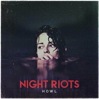 Night Riots HOWL Vinyl Record
