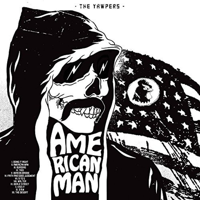 YAWPERS AMERICAN MAN CD
