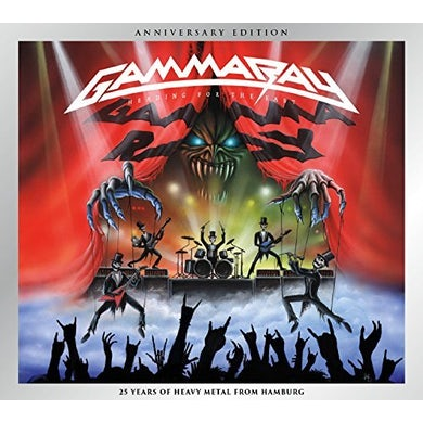 Gamma Ray HEADING FOR THE EAST CD