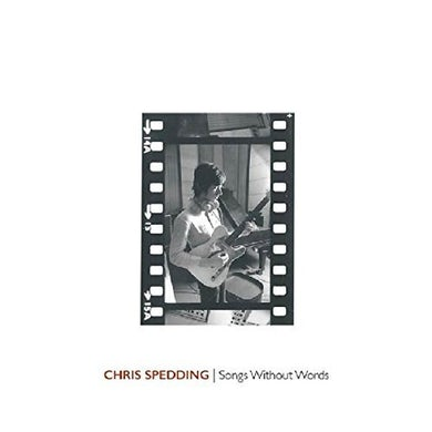 Chris Spedding SONGS WITHOUT WORDS CD