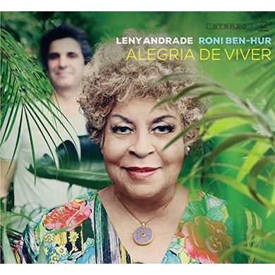 Leny Andrade ALEGRIA DE VIVER CD