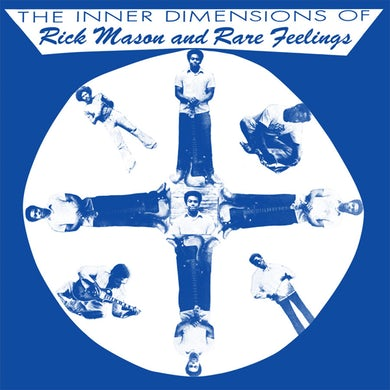 Rick Mason & Rare Feelings INNER DIMENSIONS OF Vinyl Record