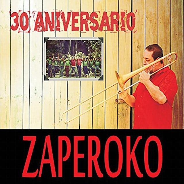 Zaperoko 30 ANIVERSARIO CD