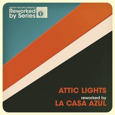 Attic Lights REWORKED BY LA CASA AZUL Vinyl Record