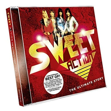 ACTION: ULTIMATE SWEET STORY (ANNIVERSARY EDITION) CD