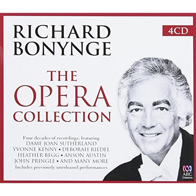RICHARD BONYNGE: OPERA COLLECTION CD