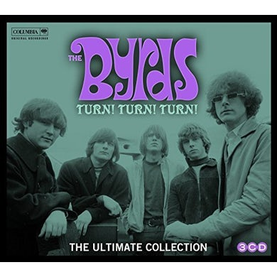 TURN TURN TURN: BYRDS ULTIMATE BYRDS COLLECTION CD