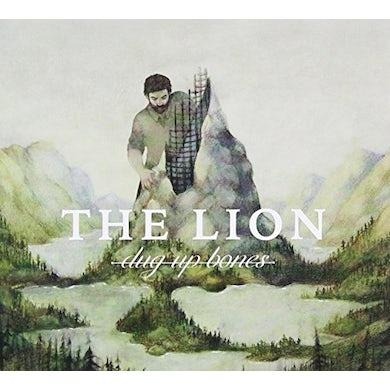 Lion DUG UP BONES CD
