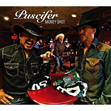 Puscifer  MONEY SHOT CD