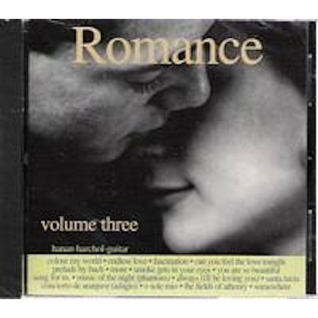 Hanan Harchol ROMANCE 3 CD