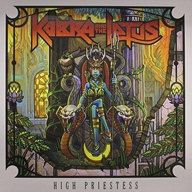 HIGH PRIESTESS Vinyl Record