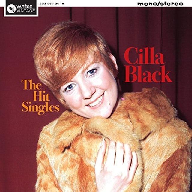 Cilla Black HIT SINGLES CD