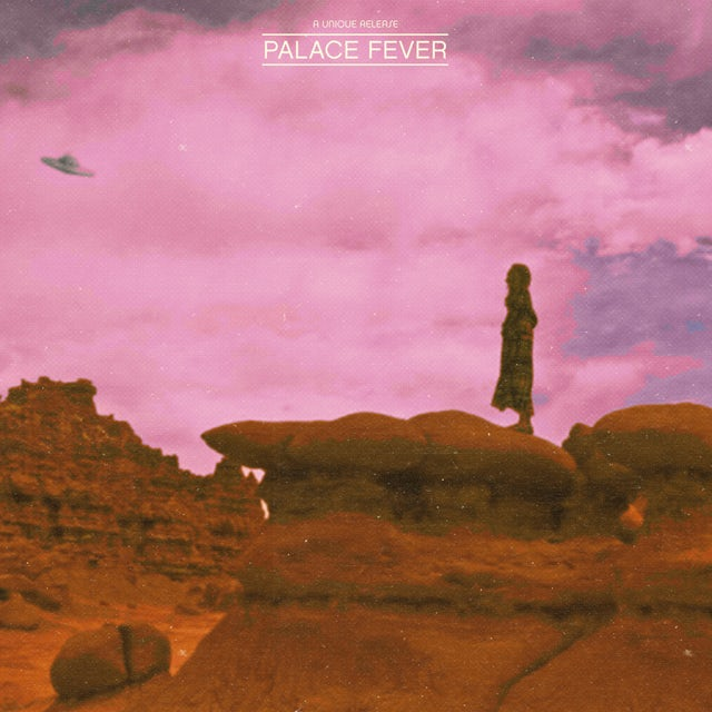 PALACE FEVER SING ABOUT LOVE LUNATICS SPACESHIPS CD