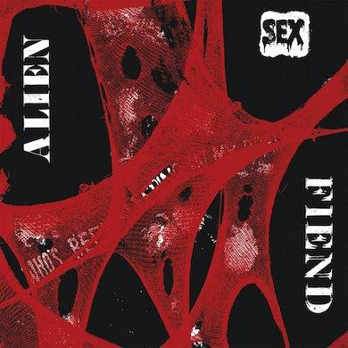 Alien Sex Fiend WHO'S BEEN SLEEPING IN MY BRAIN Vinyl Record