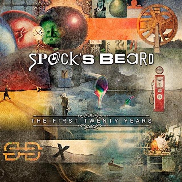 Spock'S Beard FIRST TWENTY YEARS CD