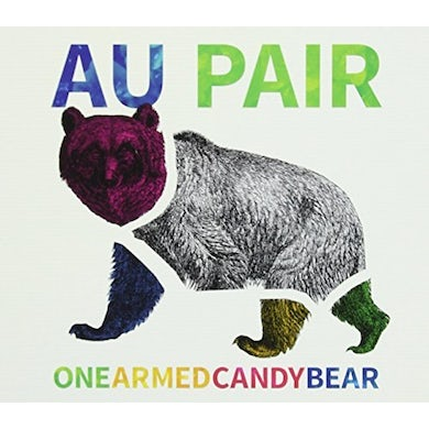 AU PAIR ONE-ARMED CANDY BEAR CD