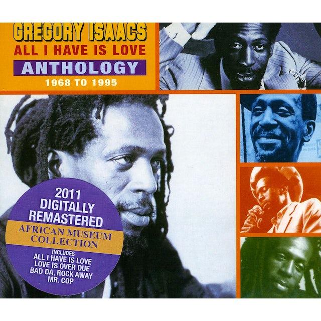 Gregory Isaacs ANTHOLOGY 1968-95 CD
