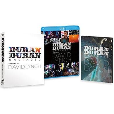 Duran Duran UNSTAGED Blu-ray