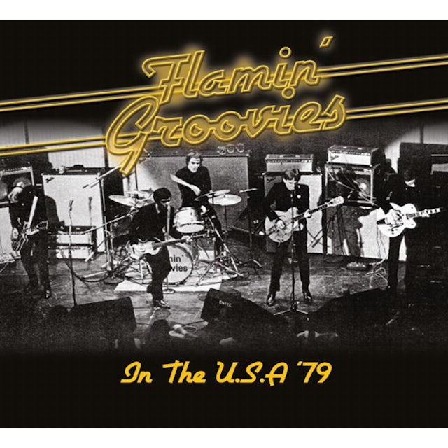 Flamin Groovies IN THE U.S.A '79 CD