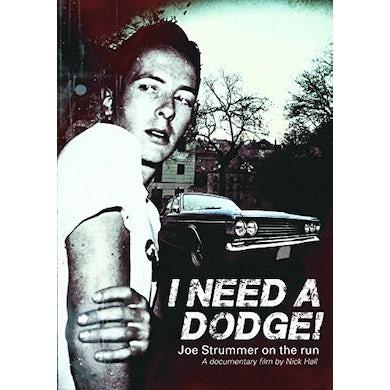 I NEED A DODGE: JOE STRUMMER ON THE RUN DVD