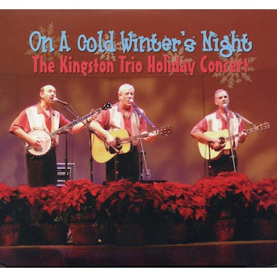 Kingston Trio ON A COLD WINTER'S NIGHT CD