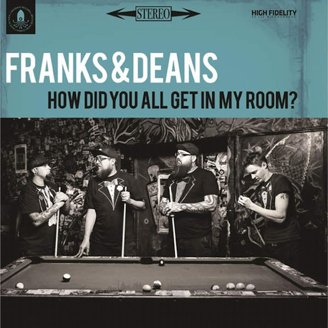 FRANKS & DEANS HOW DID YOU ALL GET IN MY ROOM CD