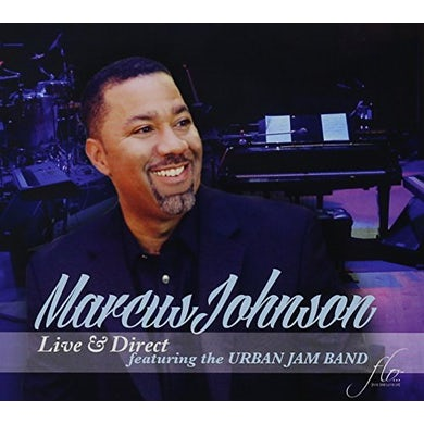 Marcus Johnson LIVE & DIRECT CD