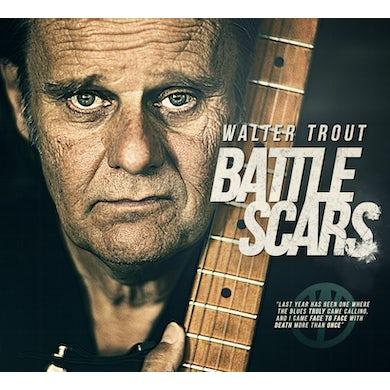 Walter Trout BATTLE SCARS CD