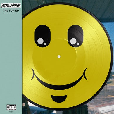 FUN EP (HAPPY CLOWN BAD DUB EIGHT) Vinyl Record