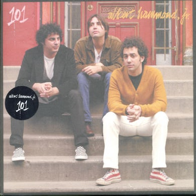 Albert Hammond Jr.  101 PT. 1 Vinyl Record