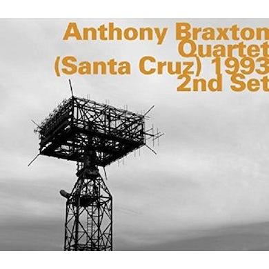 Anthony Braxton QUARTET (SANTA CRUZ) 1993 VOL. 2 CD