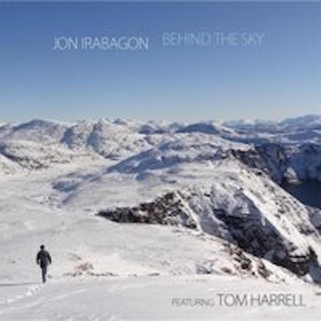 Jon Irabagon BEHIND THE SKY FEAT. TOM HARRELL CD