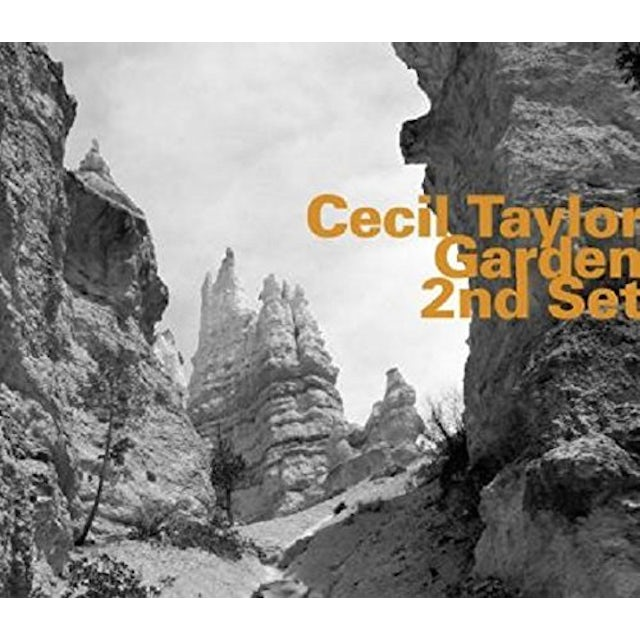 Cecil Taylor GARDEN VOL. 2 CD