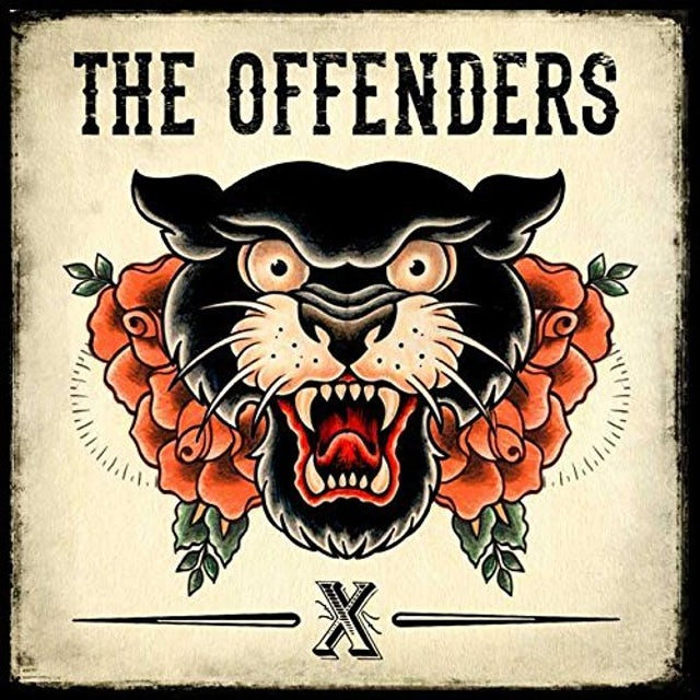Offenders X CD