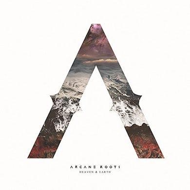 Arcane Roots HEAVEN & EARTH Vinyl Record - UK Release