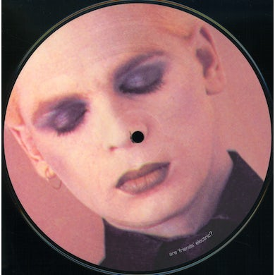 Gary Numan ARE FRIENDS ELECTRIC/DOWN IN THE PARK Vinyl Record - UK Release
