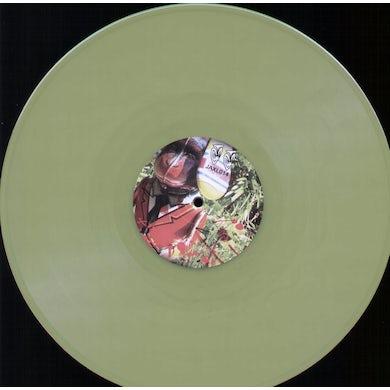 Basement Jaxx TWERK/WAR/MY TURN (GREEN VINYL) Vinyl Record