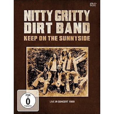 Nitty Gritty Dirt Band KEEP ON THE SUNNYSIDE DVD