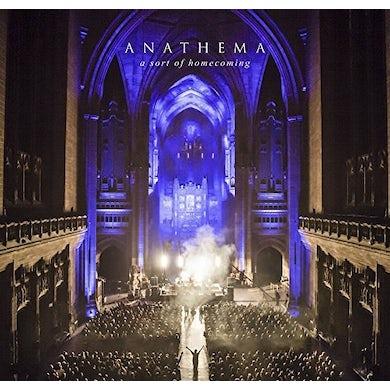 Anathema A SORT OF HOMECOMING CD