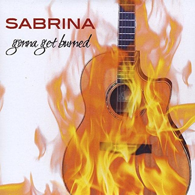 Sabrina GONNA GET BURNED CD