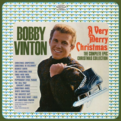 Bobby Vinton A VERY MERRY CHRISTMAS: COMPLETE EPIC CHRISTMAS CD
