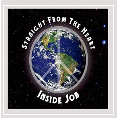 Straight From The Heart INSIDE JOB CD