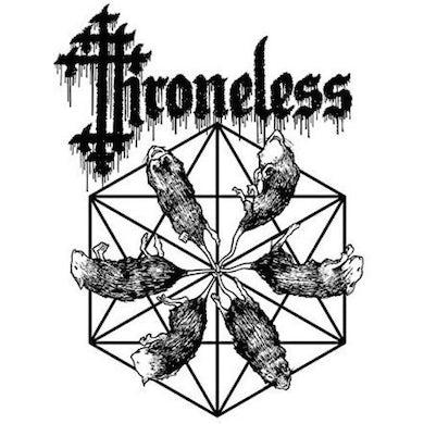 THRONELESS: BROWN VINYL Vinyl Record