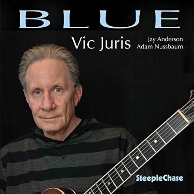 Vic Juris BLUE CD