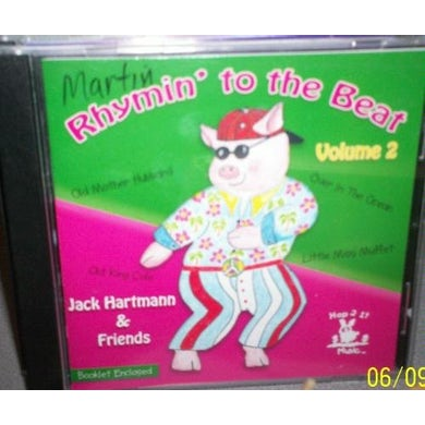 RHYMIN TO THE BEAT 2 CD
