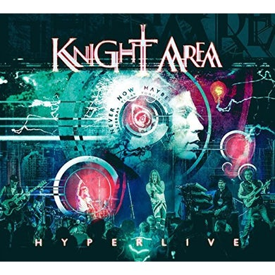 Knight Area HYPERLIVE CD